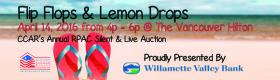 Flip Flops & Lemon Drops presented by Willamette Valley Bank