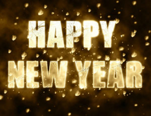 Office Closed - Happy New Years!