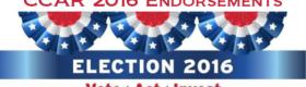 CCAR Endorsed Candidates