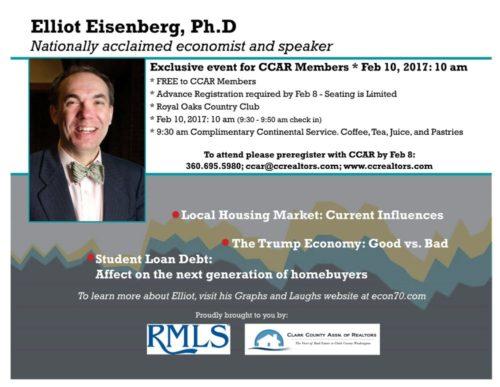 Ccar Economic Forum Elliot Eisenberg Ph D on Vancouver Real Estate Online Tools