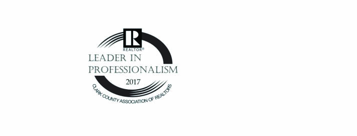 New: Leader in Professionalism Award
