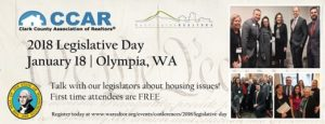 2018 Legislative Day in Olympia @ State Capitol Building | Olympia | Washington | United States