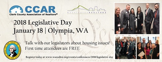 2018 Legislative Day in Olympia