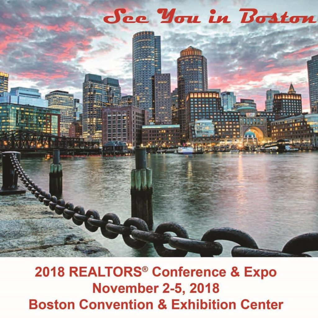 Conference In Boston Wednesday November >> Nar Annual Governance Meetings Realtor Conference And Expo Ccar