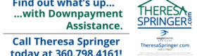 Visit TheresaSpringer.com For Your Mortgage Needs!