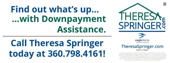 Ad for TheresaSpringer.com