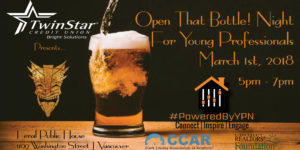 TwinStar Credit Union Presents Open That Bottle! Night - A YPN Event @ Feral Public House | Vancouver | Washington | United States